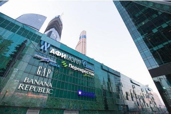 ТЦ Афимолл Сити Москва - самый крупный ТЦ Москвы